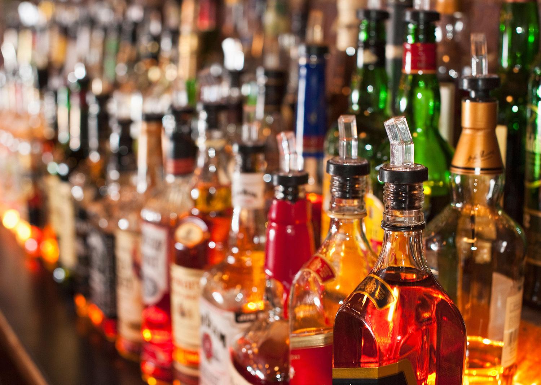 Алкогольная карта