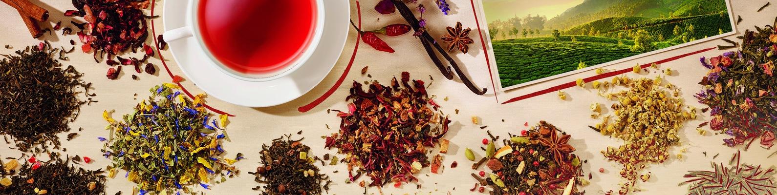 Чайная коллекция